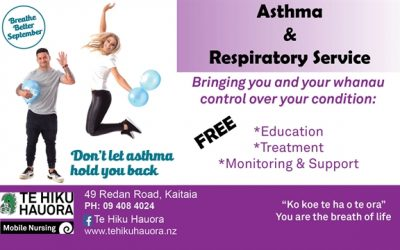 Don't let asthma hold you back