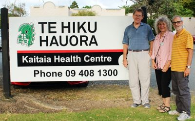 Changes afoot at Kaitaia Health Centre