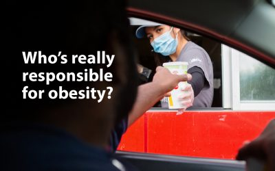 Who's Really Responsible for Obesity?